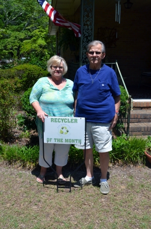 Recyclers of the Month June 2015