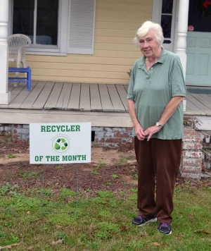 Recycler of the Month December 2015