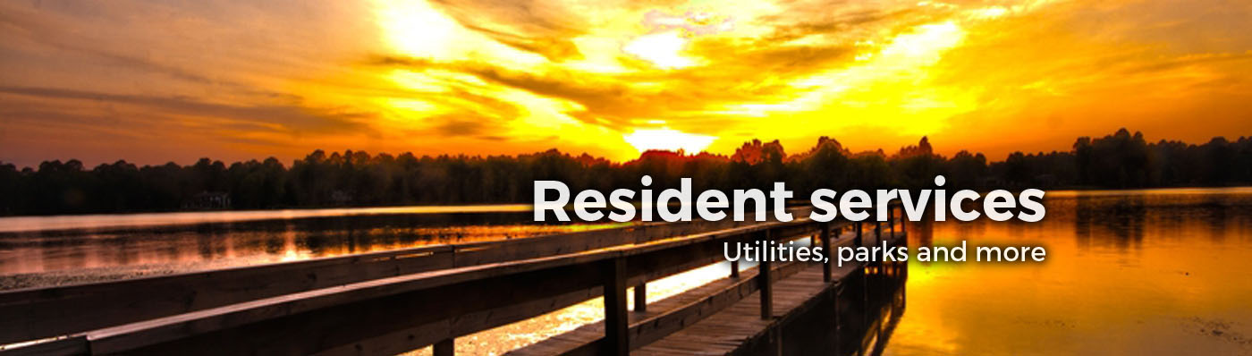 Resident-services