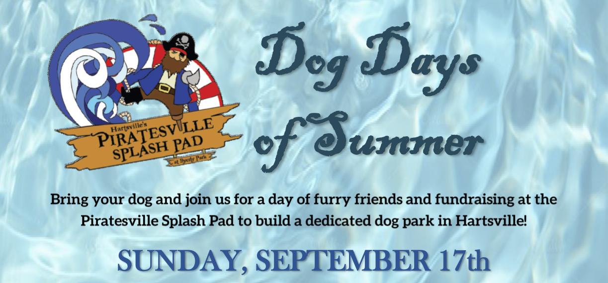 Dog Days Of Summer Banner