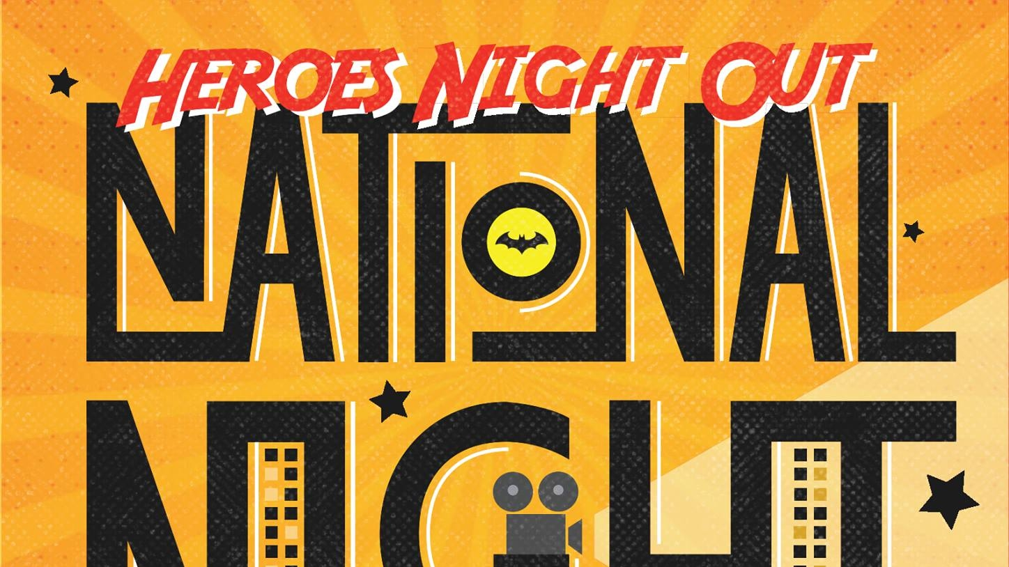Heroes Night Out banner image